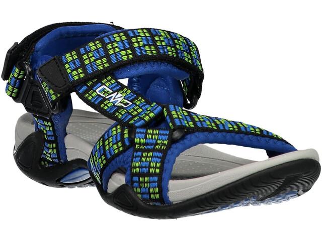 CMP Campagnolo Hamal Sandalen Kinderen groen/blauw